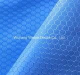 Jacquardwebstuhl-überzogener Polyester-Taft des Fußball-210t für Beutel