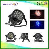 Indicatori luminosi della fase esterna di PARITÀ di prezzi di fabbrica 54*3W LED