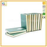 Service d'impression offset de livre de livre À couverture dure (OEM-GL029)