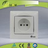 CE/TUV/CB Certified Европейский стандарт красочные токопроводящей дорожки 1 SILVER гнезда на французском языке