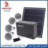 Banque d'alimentation de charge solaire portable
