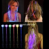 Capelli infiammanti di Dancing LED del partito per le belle ragazze