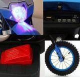 Passeio elétrico do velomotor da bicicleta da sujeira do Scrambler do velomotor 6V dos miúdos no motocross