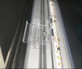 Tipo liso delicado com o dobro que ilumina os bens e a iluminação do bulbo do diodo emissor de luz da temperatura de cor do preço DC24V SMD2835 3000K-6000K
