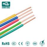 1mm Cable/1.5mm fester Draht-einkerniges Kabel des angeschwemmten Draht-Cable/1mm