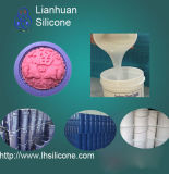 RTV 2 para la arcilla del polímero de Fimo de la cera del molde de la resina del jabón del bastidor