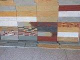 Slate&Sandstone Fliese für Wand-Umhüllungen (gelb, rot, weiß, Schwarzes)