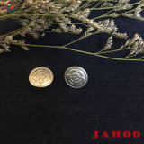 Sympathische Tasten-kundenspezifische Firmenzeichen-Denim-Metallheftzwecke-Taste für Jeans