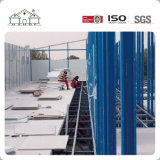 Boa qualidade de baixo custo Prefab Estrutura de aço Home Camp House
