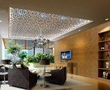 高品質の建物の装飾3Dの壁パネルのための木の功妙な壁パネル