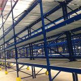 Grating van het staal het Comité van Decking voor het Op zwaar werk berekende Rek van de Pallet