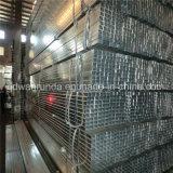 Tubulação de aço galvanizada para a cerca