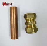 Los racores de latón en miniatura con AS/NZS 4176 de tubo Pex