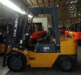 Heli Chl 3 toneladas de carga de la especificación de la carretilla elevadora 3000kg.