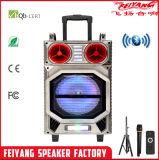 De Lichte Spreker van Pdisco van Feiyag/Temeisheng, Actieve Spreker, de Spreker van 10 Duim met Uitstekende kwaliteit en de Muziek F10-22 van de Disco