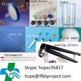 Acero inoxidable V-Tipo de mezcla de partículas de polvo y V-5b para mezclar esteroides