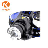 10W再充電可能なZoomableのアルミニウムバイクのRnningの軽水の抵抗力があるヘッドライト