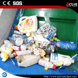 Полноавтоматические неныжные пластичные хлопья бутылки PE рециркулируют моющее машинау