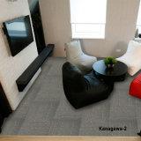 Kanagawa Ofiice Hotel Home Tapete piso em cerâmica com PVC para trás