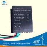 Изысканность De-Acw 300W/600 Вт 12V/24V IP67 ветроэлектрических генераторов контроллер зарядного устройства