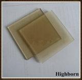 Resistente al calor de cerámica clara ventana de cristal
