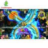 魚のゲーム表賭ける機械海洋王3スロットのゲーム・マシン