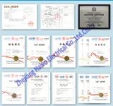 Elektrisches Gerät/Schrauben-Terminalverbinder/Aluminiumkomprimierung-Terminal-Kabel zu flachem Sy