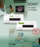 Impresora térmica de vídeo en color para el escáner de ultrasonido Doppler, endoscopia y microscopía de máquinas, Sony UP-25MD VIDEO IMPRESORA