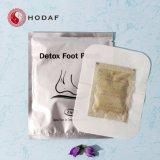 Pie de parches de desintoxicación con adhesivo de cuidado de los pies de electrodos adhesivos bambú mejorar la salud