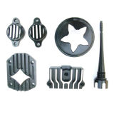 Tampa do Cilindro do motociclo CNC Dress Up Kit do Motor
