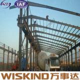 構造設計を用いるカスタマイズされた前工学鋼鉄駐車構造