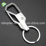 Anello chiave all'ingrosso/anello chiave del metallo/anello chiave degli uomini