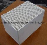 Плита ультракрасного сота подогревателя газа керамическая для горелки