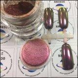 Chamäleon-Puder, Chamäleon-Pigment-Nagel-Schönheits-Funkeln-Glimmerpulver