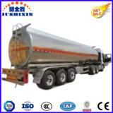 De 40 Cbm da liga do metal do tanque reboque de alumínio do petroleiro do caminhão Semi