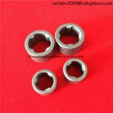 De nieuwe Ceramische Kraag van het Carbide van het Silicium van het Ontwerp