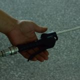 Pistola de pó de pulverização de 12 polegadas, Ar Duster Cleaner Un-811-12t