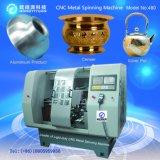 Мини-вращение токарный станок с ЧПУ металла для лампы отражатель (легких 480C-5)