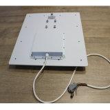 Leitor da escala longa RFID da freqüência ultraelevada 860-960MHz 30dBm 12dBi Wiegand RJ45 WiFi