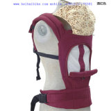 Sostenedor de múltiples funciones del bebé del portador del abrigo del bebé para el bebé del mes 0-40