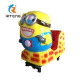 Automobile dell'interno del giocattolo del Kiddie di giro del Kiddie di funzionamento della moneta delle macchine del gioco di giri dei bambini