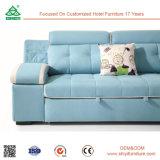 per il sofà di legno di lusso industriale del salone