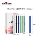 Ocitytimes 50 bocanadas Cigarrillo Electrónico Desechable para líquido de aceite/CBD