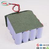 pacchetto della batteria dello Li-ione di 12.8V 18ah 4s4p per gli indicatori luminosi di via solari