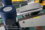 Bouteille de détergent auto-adhésif automatique à deux côtés de la machine d'étiquetage