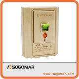 86x110mm 32A prata MCB RCD ID para o frigorífico Protegendo de Vazamento