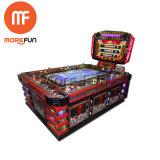 Het muntstuk stelde de Machine van het Spel van de Vissen van de Vangst van de Staking van de Luipaard van de Tijger van de Machines van de Visserij van de Lijst van de Arcade in werking