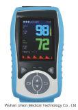 O oxímetro de pulso portátil de EFP para equipamentos médicos veterinários