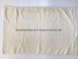 OEMの農産物の習慣によって点検されるジャカード綿のテリーのふきんの台所タオル