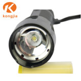 Comercio al por mayor de aluminio de alta potencia Salable LÁMPARA DE LED linterna recargable zoom